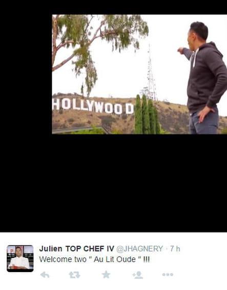 Julien Hagnery à la conquête d'Hollywood ?