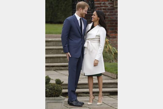 Prince Harry et Meghan Markle: 37millions d'euros