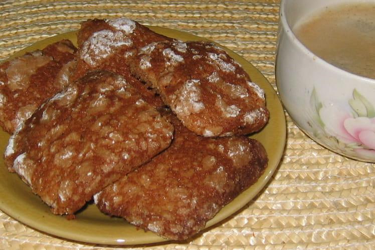 Cookies chocolat au lait-noix de pécan
