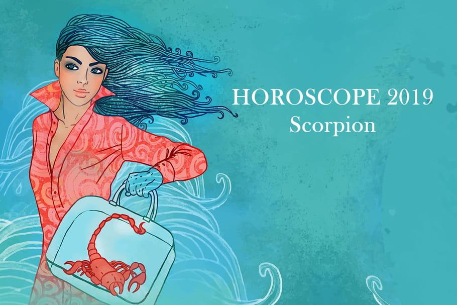 c7ad31a21ede5 Horoscope Scorpion 2019   vos prévisions astro de l année
