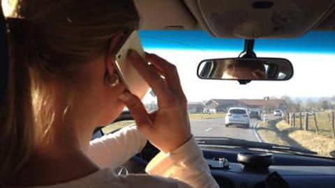Etude salarié en voiture