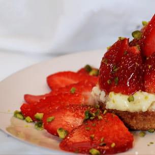 palet aux fraises