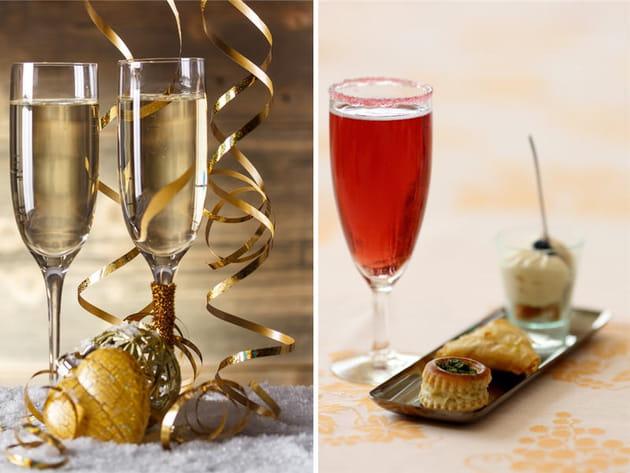 Champagne ou kir ?