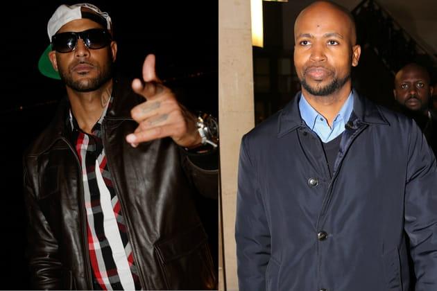 Booba et Rohff: la guerre du trône du rap game