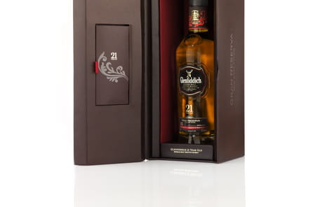 Coffret Grand Reserva 21 ans de Glenfiddich