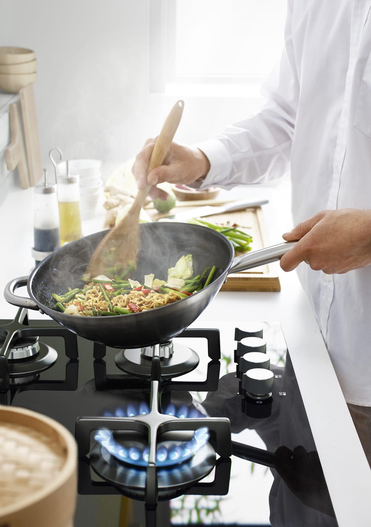Le wok 365 d 39 ikea for 365 jours de cuisine