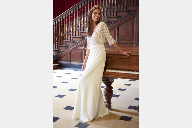 Robe de mariée Dimitri,  Maison Floret 2020