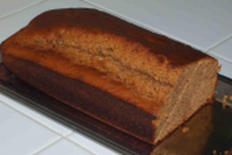 Gâteau à la farine de châtaigne express