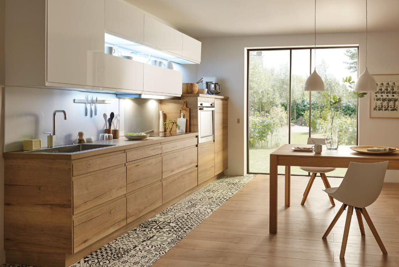 cuisine ohio de conforama. Black Bedroom Furniture Sets. Home Design Ideas