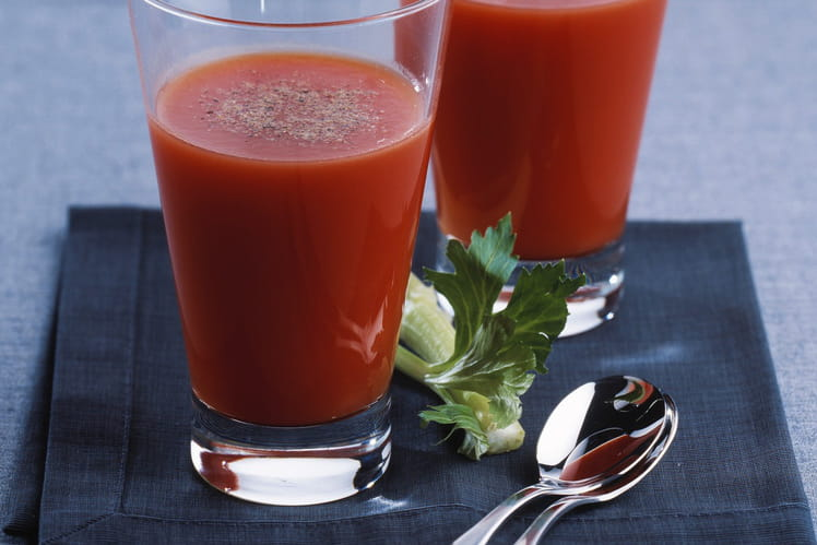 Le hot Bloody Mary