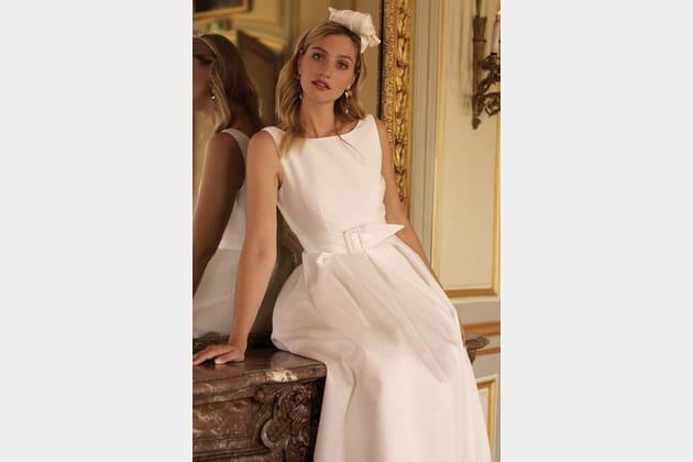Robe de mariée Juliana, Marie Laporte 2020