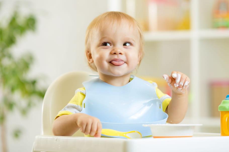 Alimentation du bébé à 12mois
