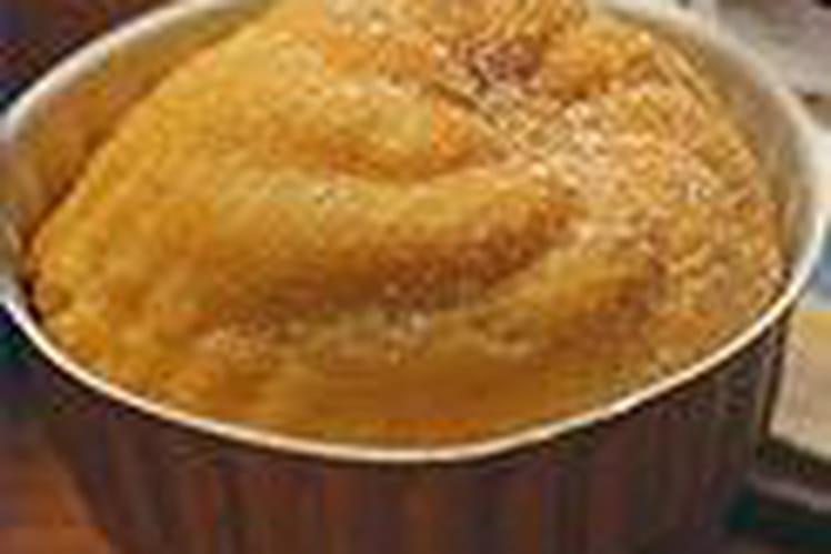 Gâteau aux noix de Grenoble traditionnel