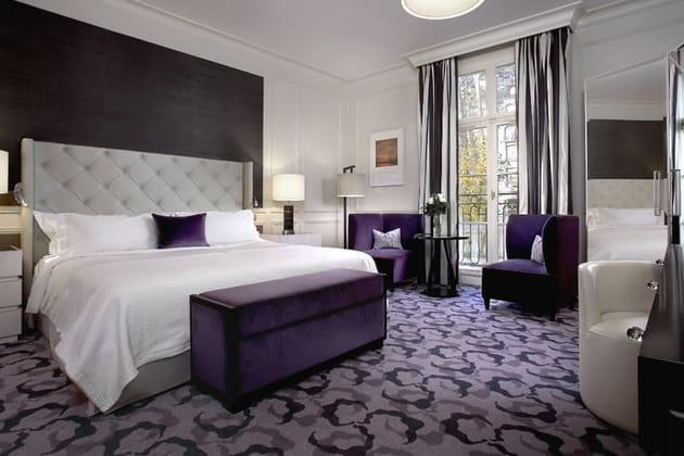 Un hôtel à l'atmosphère royale