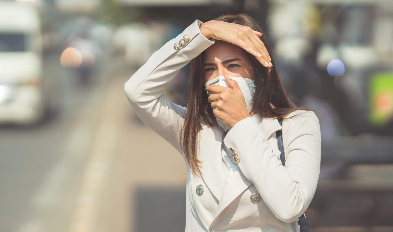 Pollution de l'air: mobilisez-vous le 14octobre!