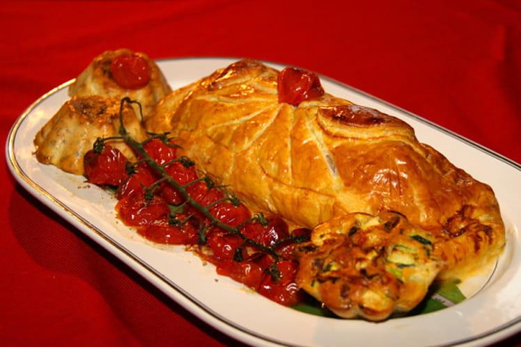 Mignon de porc en croûte à l'italienne