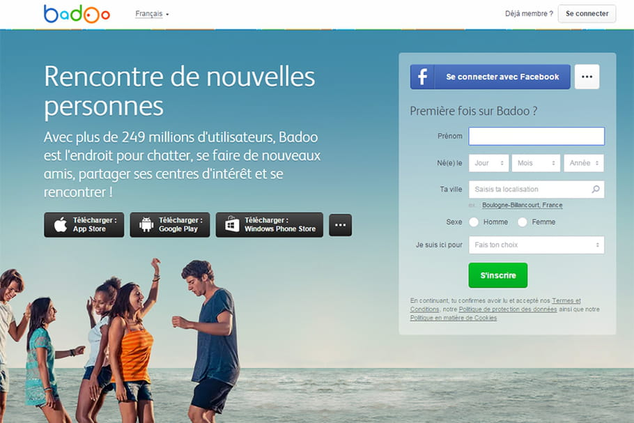 Site de rencontre : le point sur Badoo