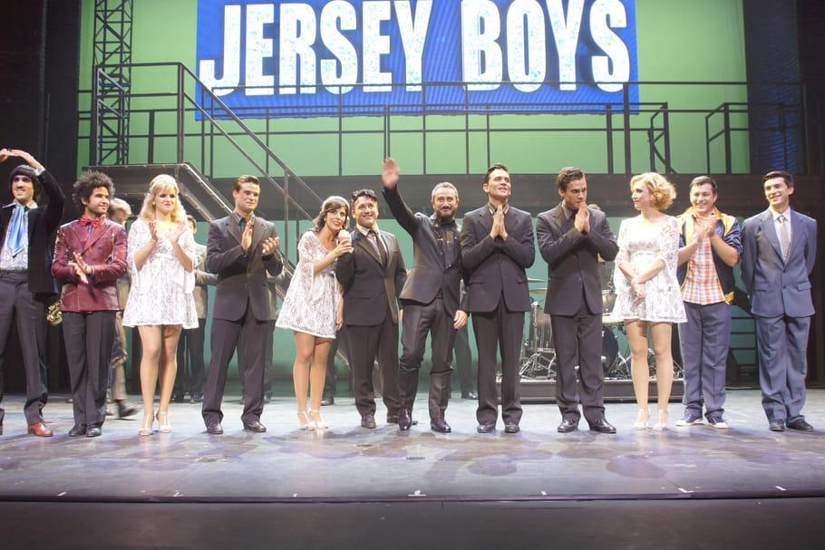Jersey Boys débarque aux Folies Bergère