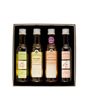 le coffret noël de parfum des oliviers