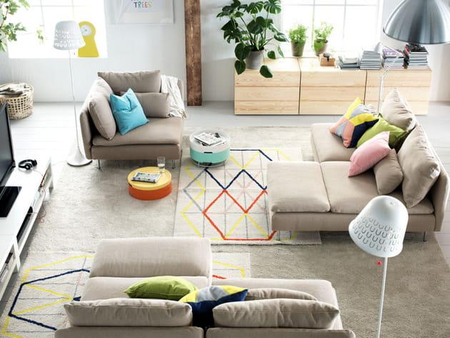 Salon IKEA catalogue 2015