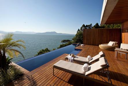 Les hôtels de luxe du Brésil