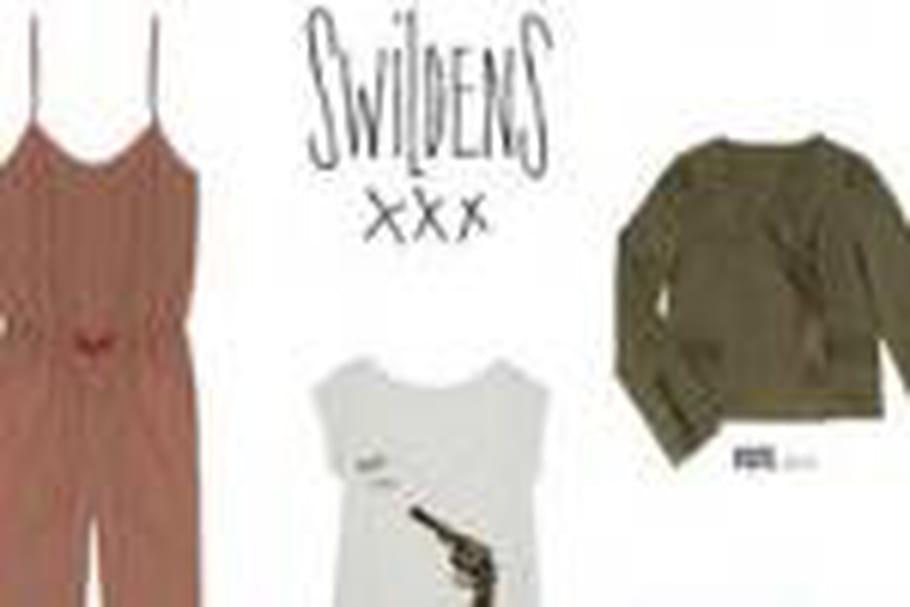 Swildens crée une collection exclusive chez Monoprix