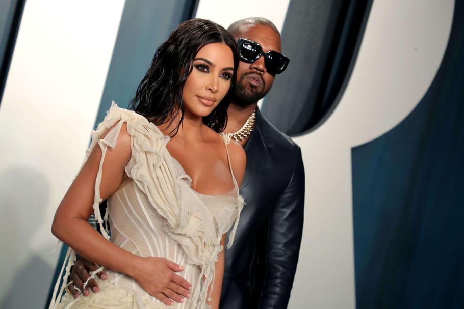 Quand Kanye West et Kim Kardashian débarquent dans un KFC à Paris