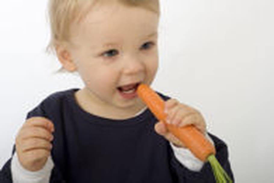 Grossesse : mangez des légumes pour les faire aimer à bébé