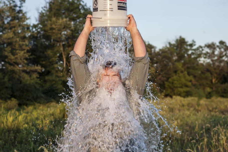 Le Ice Bucket Challenge est une réussite !