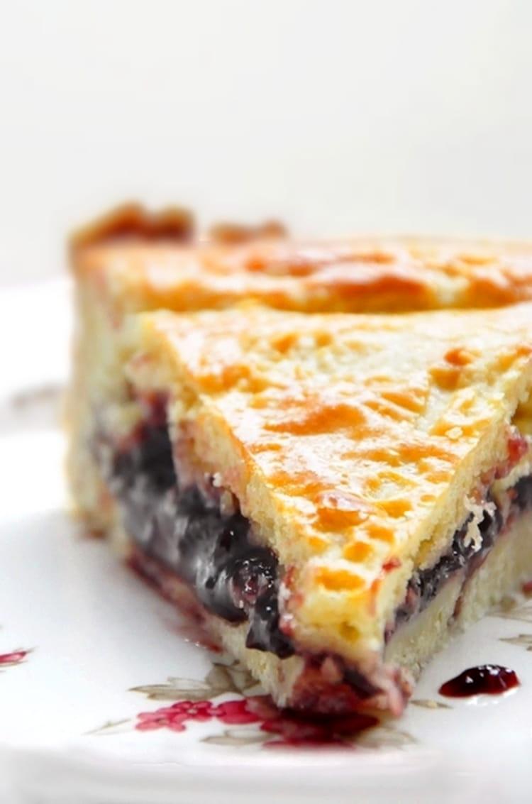 Recette de le g teau basque de ma grand m re la recette - Vieilles recettes de cuisine de grand mere ...