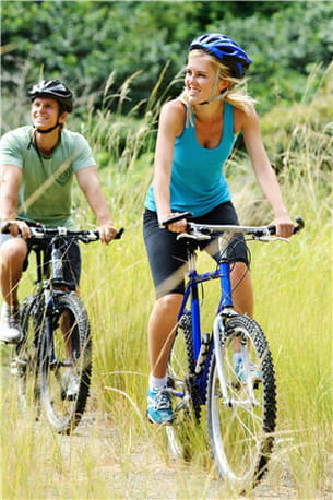 30 minutes d'activité physique permettent de se maintenir en forme et d'aider à