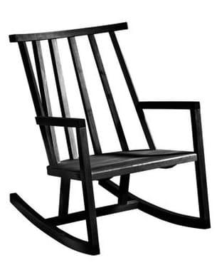 place la d tente avec les rocking chairs. Black Bedroom Furniture Sets. Home Design Ideas