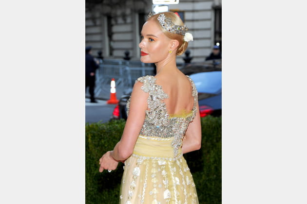 La couronne étincelante de Kate Bosworth