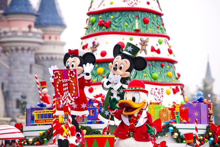 magie de noel disneyland 2018 Vivez un Noël magique à Disneyland Paris magie de noel disneyland 2018