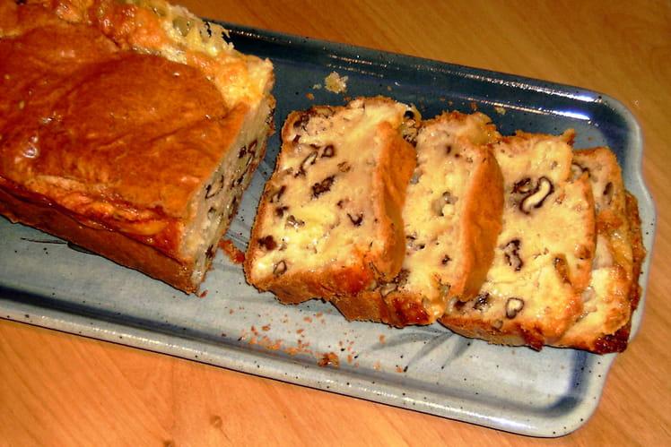 Cake au reblochon