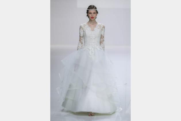 Robe de mariée en dentelle, Cymbeline