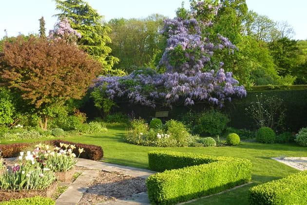 Visitez le jardin de Camille