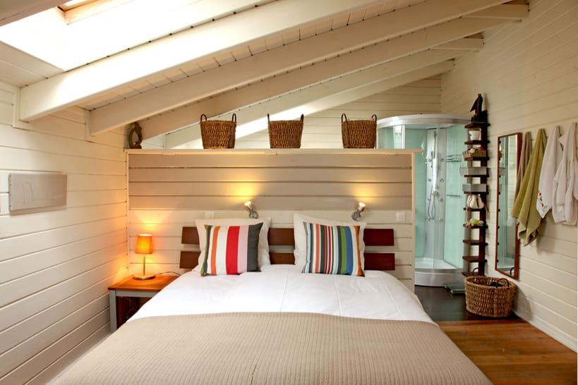 Je veux le même à la maison : une chambre bord de mer pas kitsch