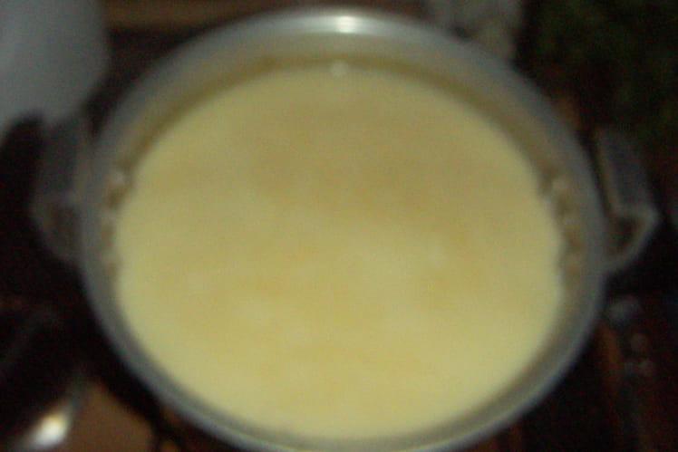 Soupe à l'ail (ch'ti)