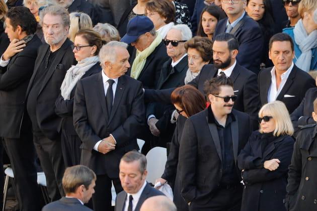 Flopée de vedettes pour l'hommage à Charles Aznavour