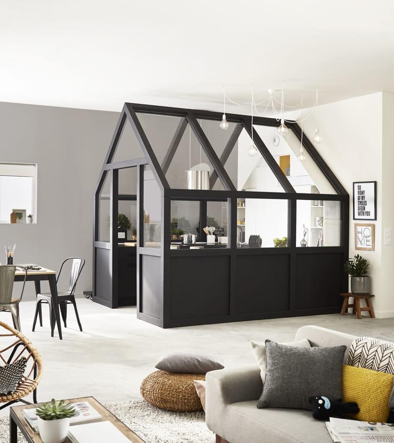 r aliser sa cuisine sur mesure avec leroy merlin la cuisine leroy merlin en 10 mod les. Black Bedroom Furniture Sets. Home Design Ideas
