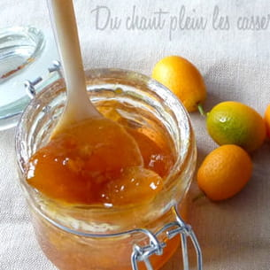 confiture de kumquats