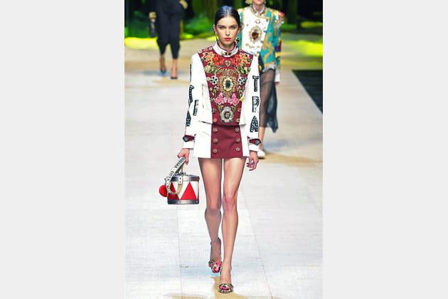 Dolce & Gabbana - Printemps-été 2017
