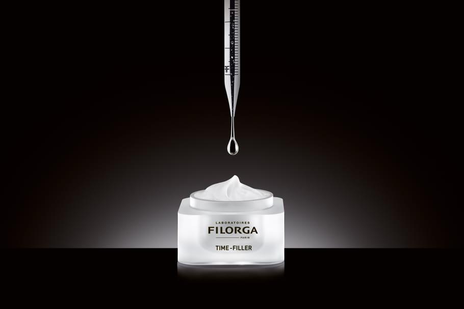 Remontez le temps avec Time-Filler® de Filorga !