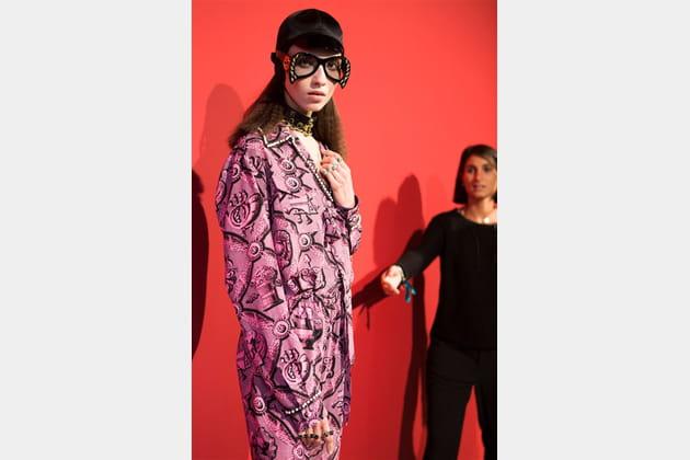 Gucci (Backstage) - photo 17