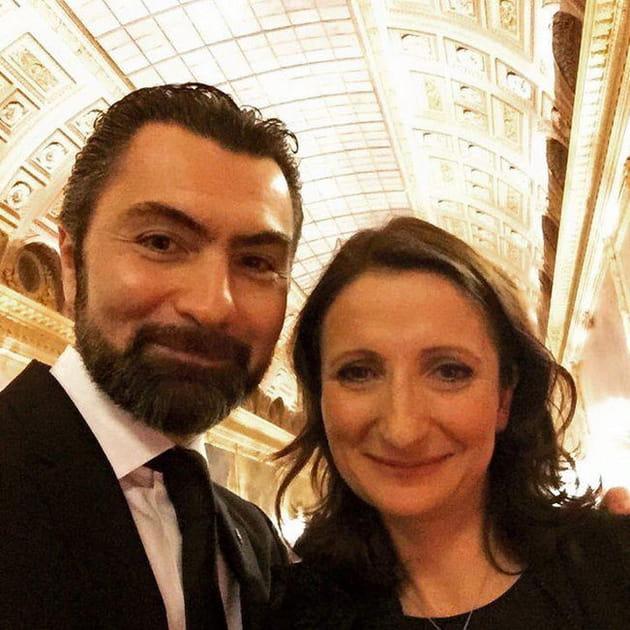 Anne-Sophie Pic et David Sinapian, un dîner royal