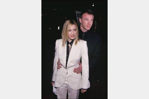 Madonna le 18janvier 2001