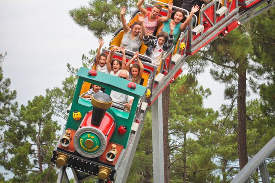 La Coccinelle: un parc de loisirs au milieu des animaux