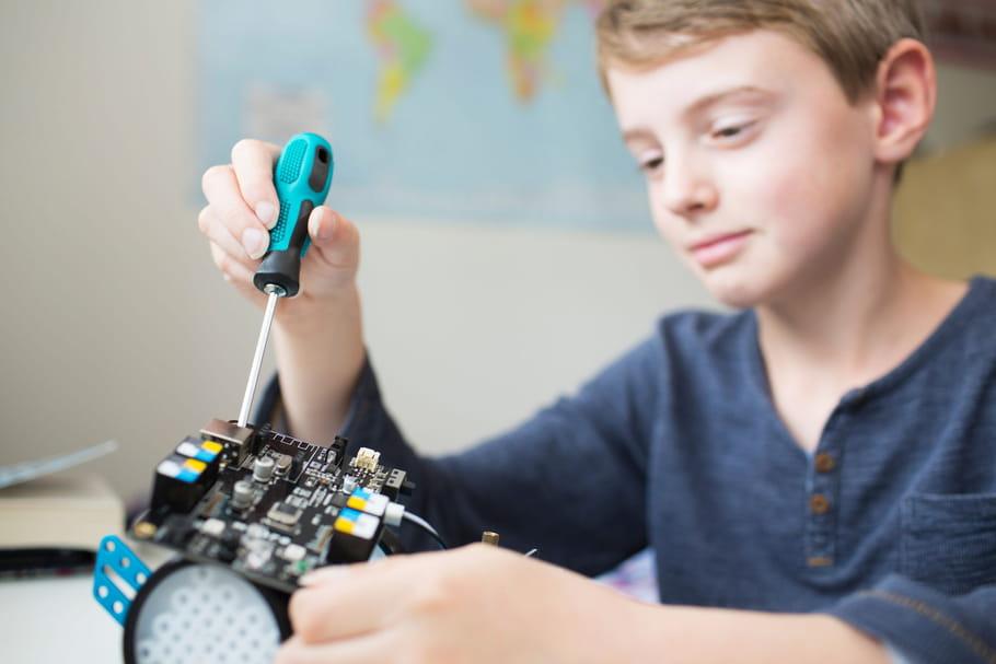 L'apprentissage du code informatique: un jeu d'enfant?
