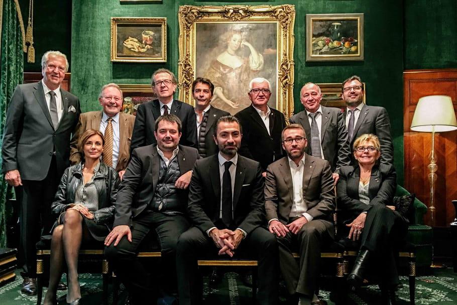 Les grandes tables du monde mettent l 39 preuve les top chefs - Les grandes tables du monde ...